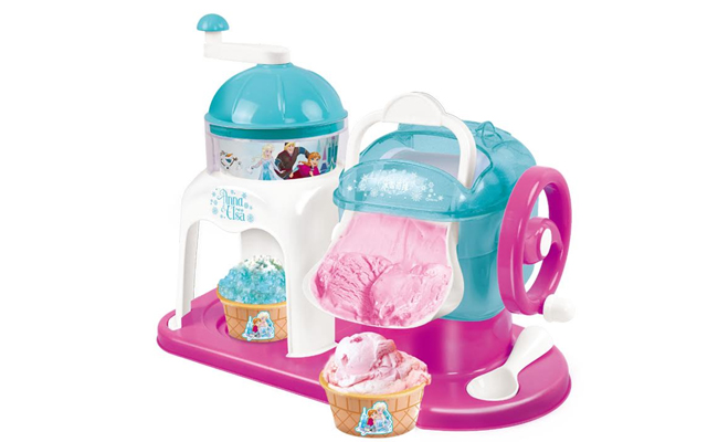 Ice Cream and Cake Set