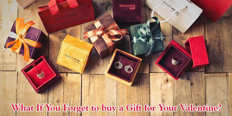 Last Minute Romantic Valentines Gifts
