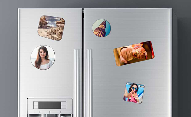 Magnetic Refrigerator Photo