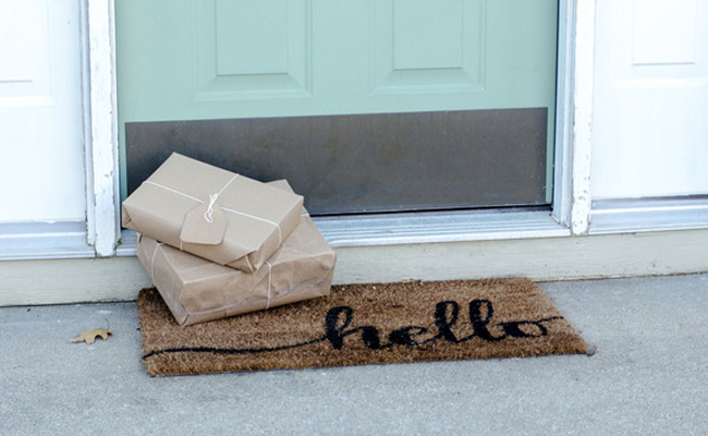 Opt for Online Delivery of Gift