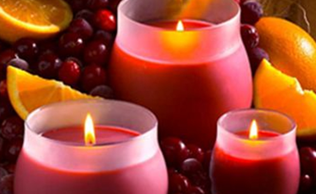 Aromatic Scented Candles