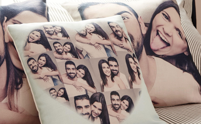 Personalized Pillow to Relive Old Days