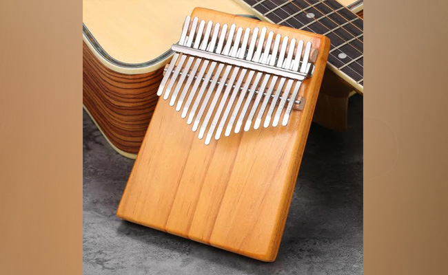 Portable Thumb Piano