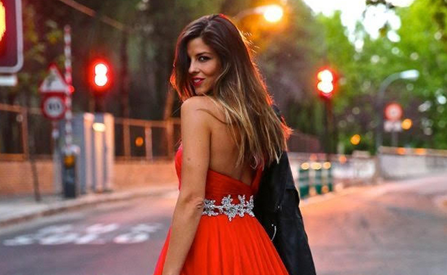 Red Outfit for Valentines Day