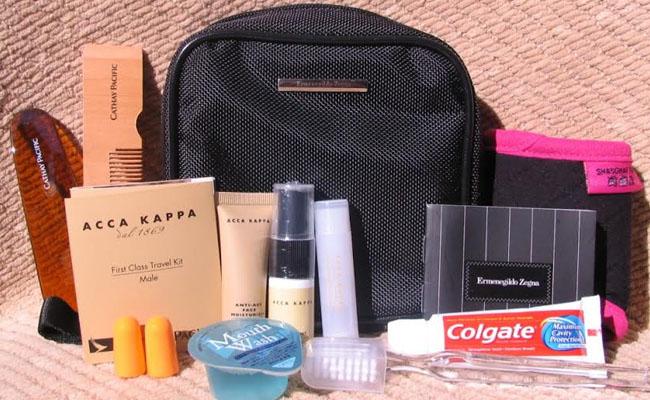 Skin Care Travel Kit