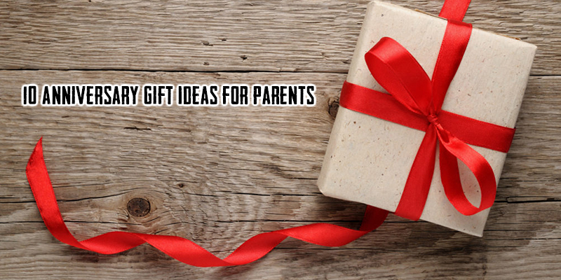 Thoughtful Anniversary Gift Ideas for Parents