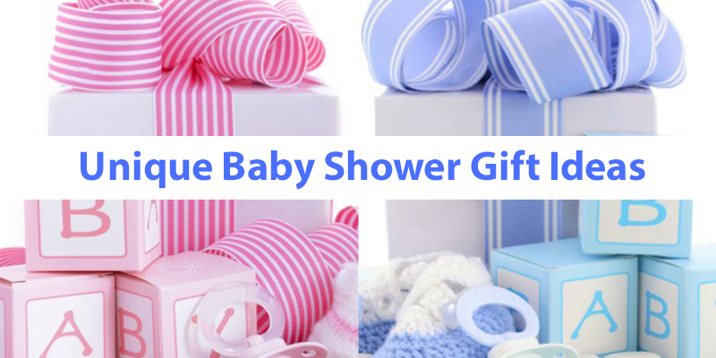 Unique Baby Shower Gift Ideas