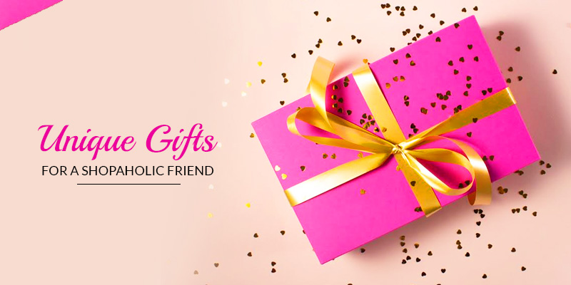 Unique Gifts for a Shopaholic Friend