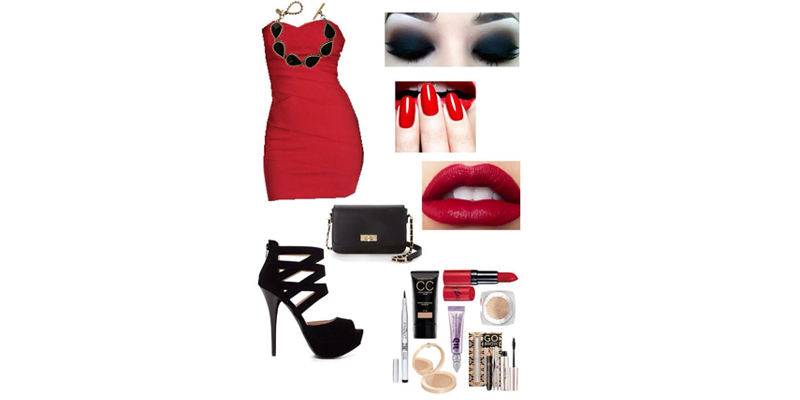 Valentines Day Date Night Outfit Ideas