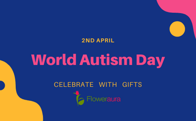 World Autism Day - Celebrate with Gifts