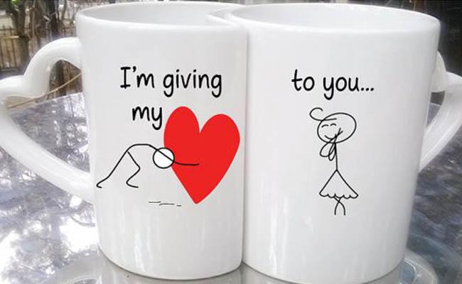 Love Couple Mug