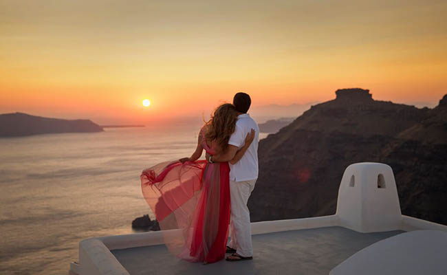 Plan A Second Honeymoon