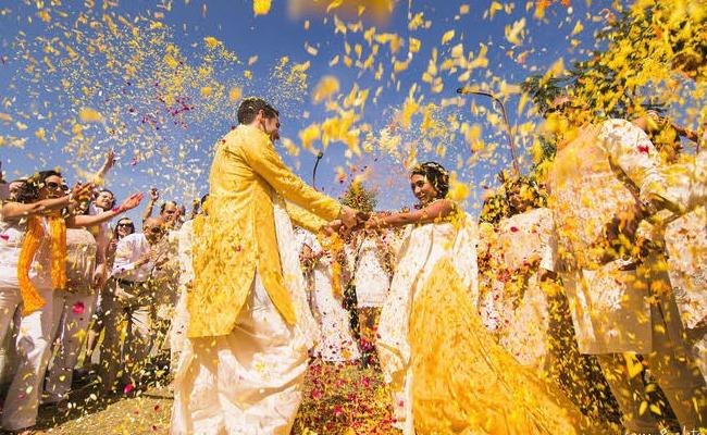 Famous Jewish-Gujju Wedding