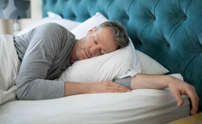 Your Sleeping Hubby
