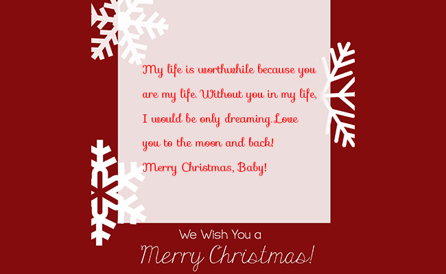Merry Xmas Wish