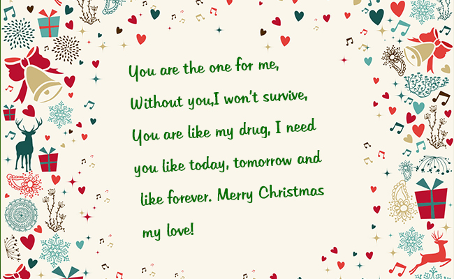 Christmas Saying