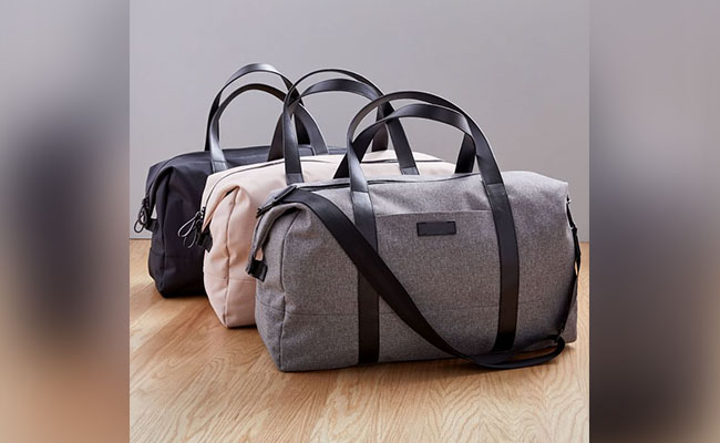 Duffle Bag a Perfect Birthday Gift for Younger Brother