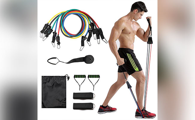 Workout System Kit for Younger Brother