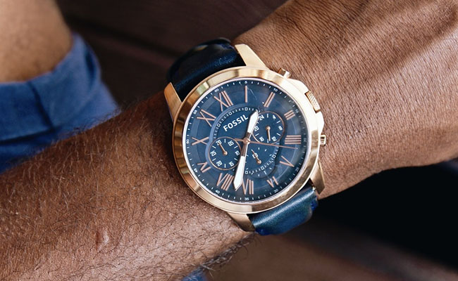 Stylish Wrist Watch for Brother