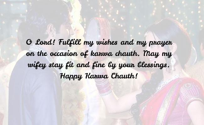 Happy Karwa Chauth My Love
