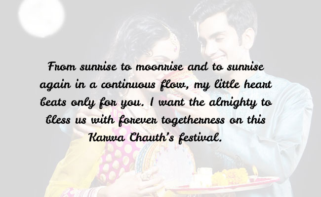 Wish for Forever Togetherness