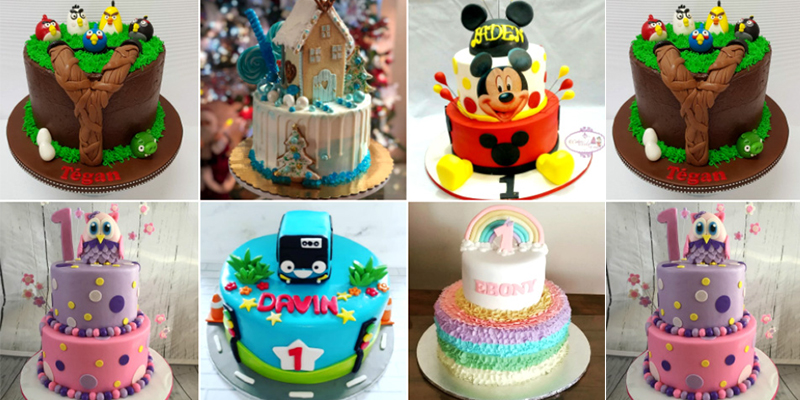 Superb 5 Impressive Birthday Cakes For Your Kids Birthday Party Floweraura Funny Birthday Cards Online Alyptdamsfinfo