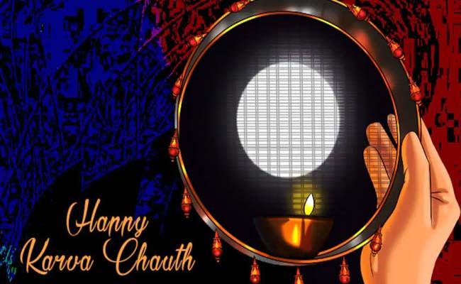Karwa Chhauth Pooja Thali