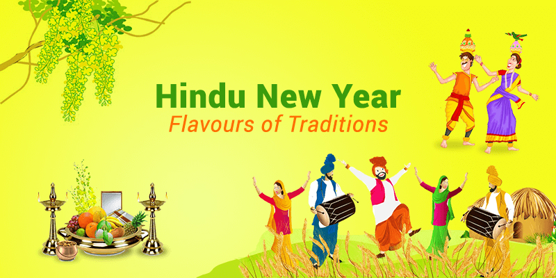 know the significance of hindu new year in various regions of india floweraura know the significance of hindu new year