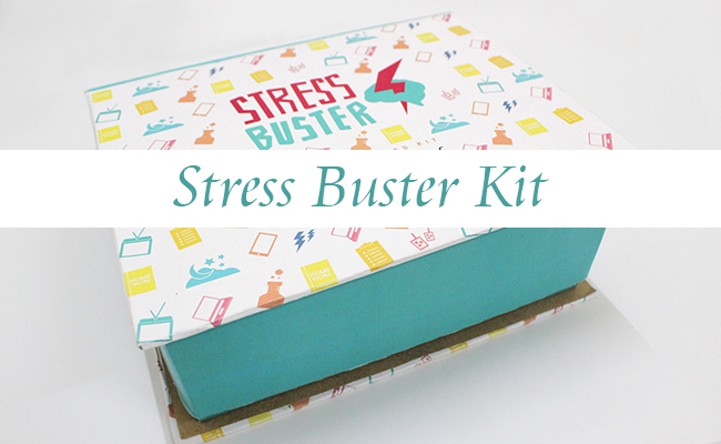 stress buster kit