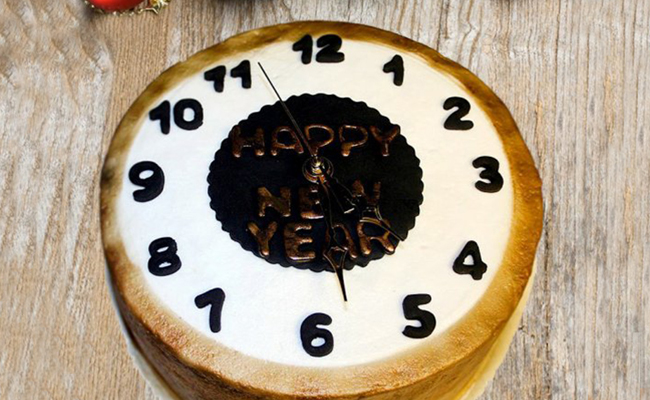 cakes for new year