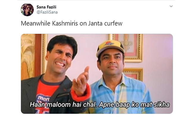 Janta Curfew - Lit Memes - 7
