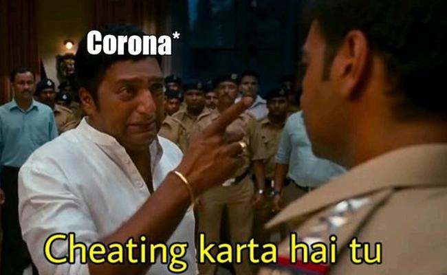 Janta Curfew Funny Memes