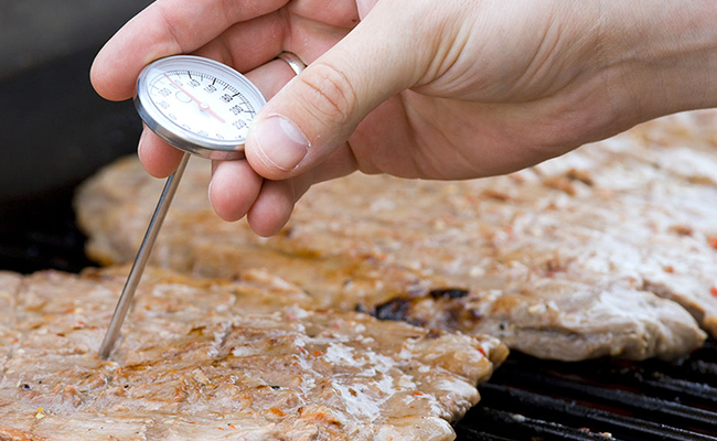 Keep The Temperature In Mind While Cooking