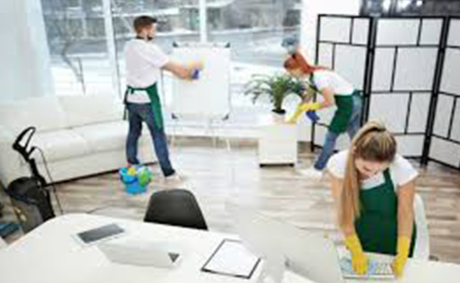Office Premises are Sanitized