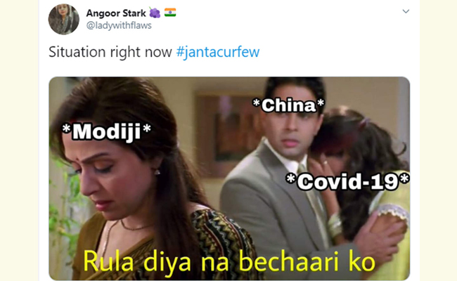 Situation After Hearing About JantaCurfew