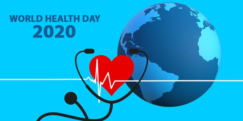 World Health Day 2020 - Support Nurses and Midwives