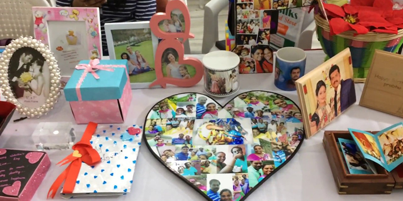 Plethora of Customised gifts ideas