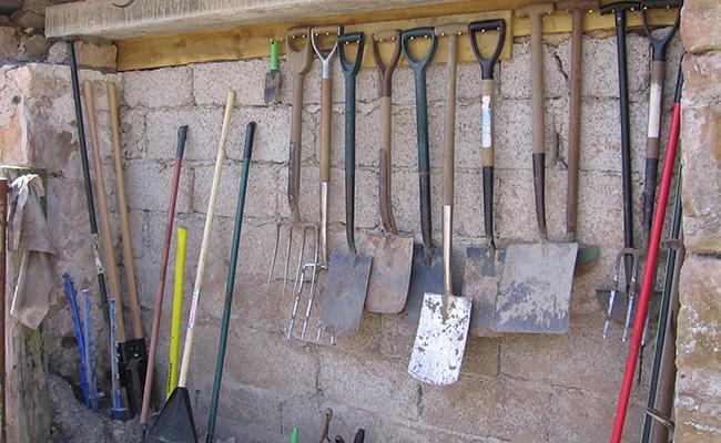 Invest in Proper Farming Tools