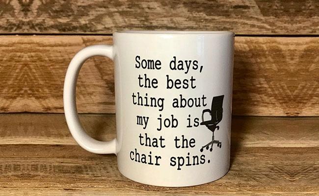 Switch to Funny Coffee Mug