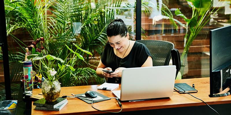 Vastu Plants for Your Office