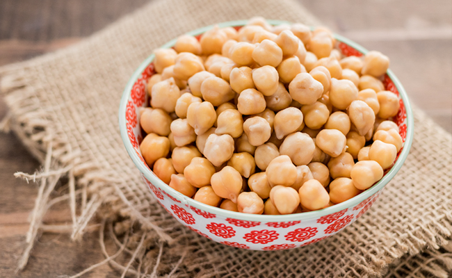Enjoy The Fresh Garbanzo Beans in Cold Winters