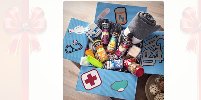Wish Them a Speedy Recovery with These Get Well Soon Gifts Ideas
