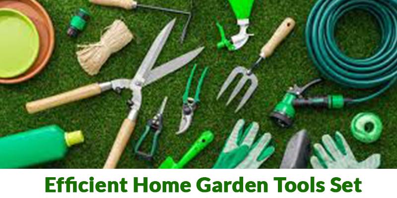 Home Garden Tools Set