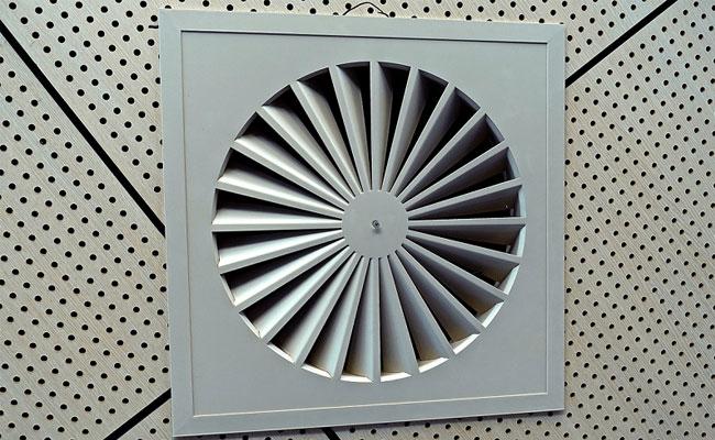 Ventilation Indoors
