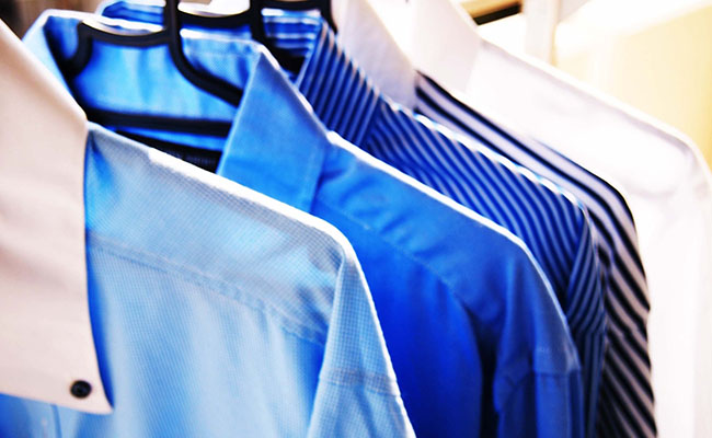 Wear Clothes that Do Not Need to be dry-cleaned