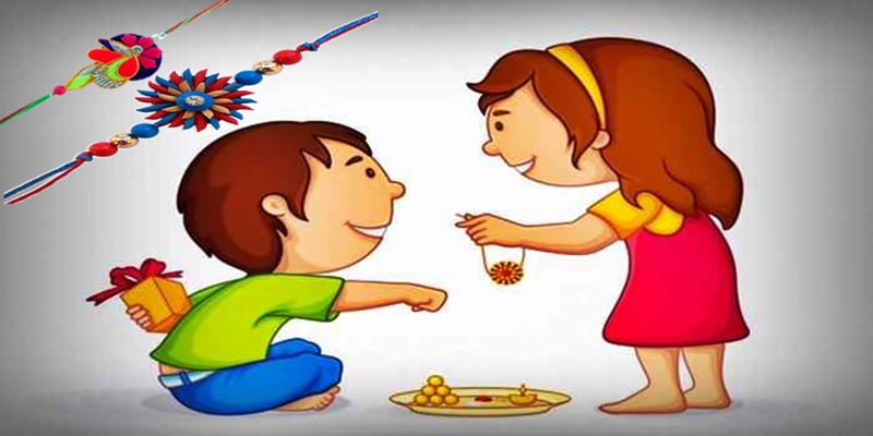 Playful Things Siblings do while Celebrating Rakhi