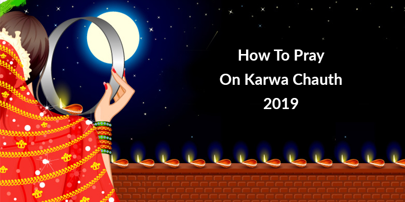 Procedure to Pray on Karwa Chauth