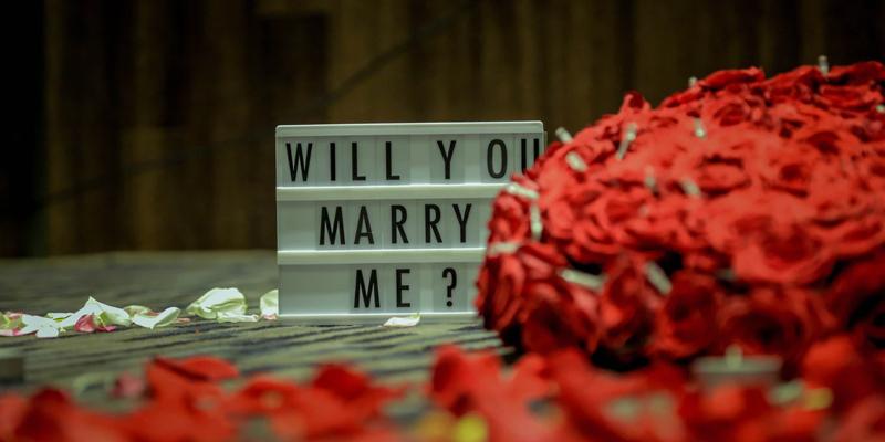 Valentine day proposal ideas