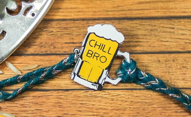 Chill Bro Rakhi