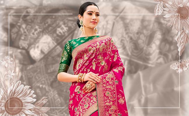 Classic Indian Saree